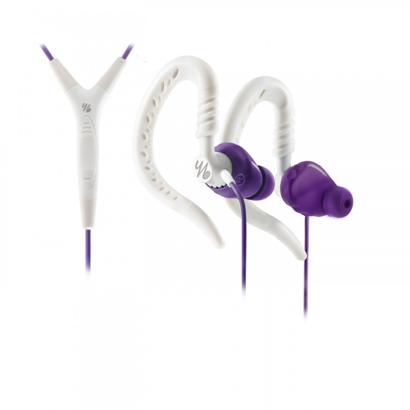 YURBUDS FOCUS 400 FOR WOMEN EARPHONES PURPLE