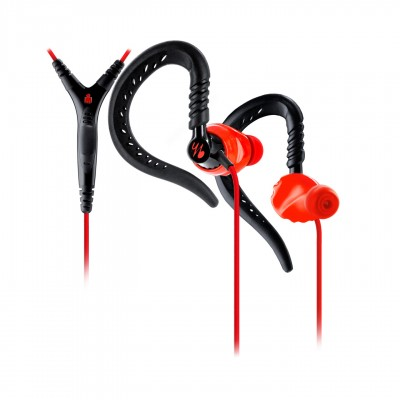 YURBUDS FOCUS 400 EARPHONES RED