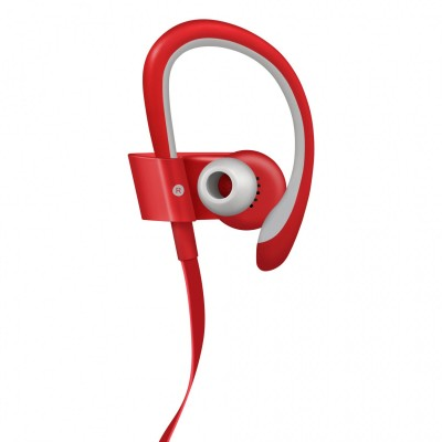 BEATS POWERBEATS2 WIRELESS IN-EAR HEADPHONES RED