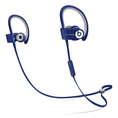 BEATS POWERBEATS2 WIRELESS IN-EAR HEADPHONES BLUE