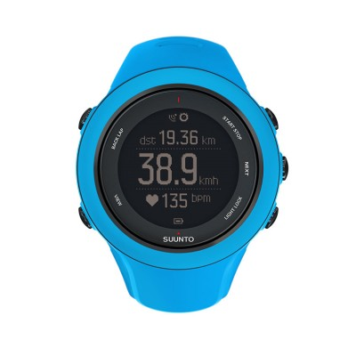 SUUNTO AMBIT3 SPORT WATCH BLUE